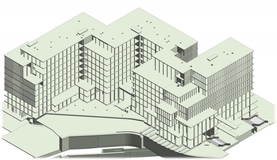 4D BIM Modeling in Construction Management
