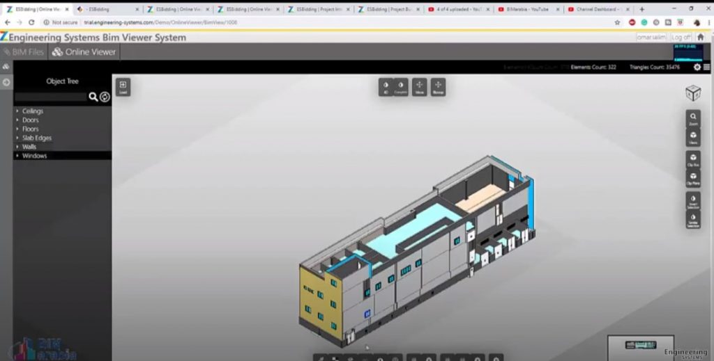 zBuilder zBIMBuilder Show Hide BIM Elements